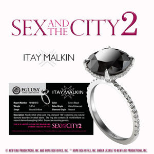 Sex and the city jewelry engagement ring
